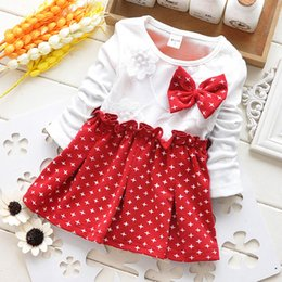 Wholesale 2014 Hello kitty Baby Kids dress Christmas snowflake dress Girl Princess Dress Clothes Autumn Leopard girls dresses Kt dot plaid