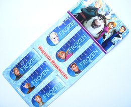 Wholesale New set frozen Elsa Anna Magnetic bookmark Students Stationery set Christmas Gifts fa74