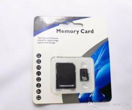 Hot 50pcs 2018 NEW 128GB MICROSD CLASS 10 MICRO SD MICRO TF FLASH MEMORY CARD