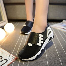 Wholesale 2015 Auttumn winter women Sneakers Fashion D finger style Casual Sport shoes trainers Running shoes color ladies gym shoes AA244