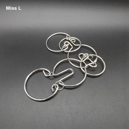 Funny Eat Bean Ring Puzzle Metal Wire Gadget Wisdom Challenge Toys Games Adult Gift Kid Child Teaching Prop Toy