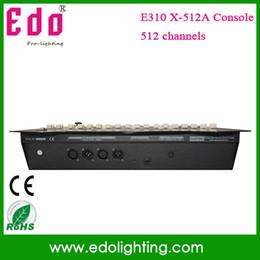 Wholesale-sunny512 dj Console Dmx512 computer light X-512A computer light dj console 512 dj controller