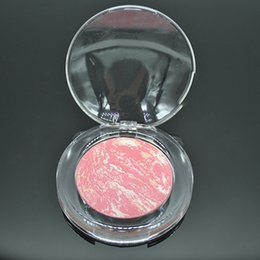 Wholesale colors Air Cushion Blusher Soft Pressed Natural Face Blush Natural Easy to Use Anti sweat Oil proof