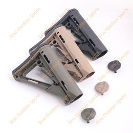 Wholesale Drss Tactical Compact Type Buttstock For AR15 M16 Carbines Using PTS version Black Dark Earth Olive Drab DS1001