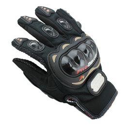 Gants dirt bike en Ligne-Livraison gratuite en gros Pro motard moto de course gant tactique motorcross dirt bike vélo complet doigt gant homme femmes guantes gants