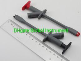SureGrip Alligator Clips test probe of clamp,meter,use for FLUKE TL222 TL224