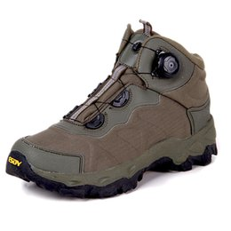 Wholesale Sports Shoes Hiking Shoes BALORO rapid reaction BOA lacing system boots snow boots male outdoor shoes hiking shoes foreign tr