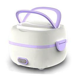 Wholesale mini rice cooker Electric Lunch Box full automatic bento box V L heat preservation kitchen dinnerware F
