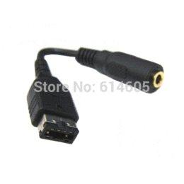 Acheter en ligne Ds gba de-Câble adaptateur pour casque d'écoute casque 3,5 mm pour Nintendo DS Gameboy Advance GBA câble SP câble adaptateur