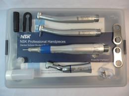 Wholesale NSK dental low high speed handpiece EX203C PAX SU B2 ceramic Holes school