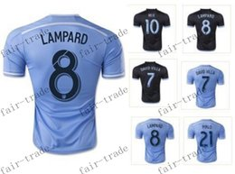 Wholesale thai quality customized outdoors new season lampard authentic soccer jerseys cheap football shirts football jersey tops