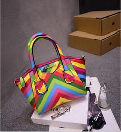 Wholesale-Women Leather Handbags 2015 Fashion Women Handbag Leather Handbags For Women Bag New Design Women Messenger Bags color red Bag