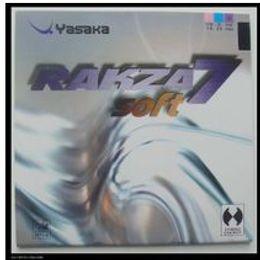 Wholesale Yasaka rakza7 soft RAKZA soft rk soft R7 RUBER mixed anti adhesive pingpong rubber table tennis rubbers for racket
