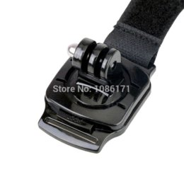 2015 Hot Gopro Wrist Strap Rotary 360 Degrees Hand Wrist Strap Mount With Turn Lock for GoPro Hero 3+   3