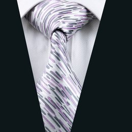 Hot Selling Mens Neckties 8.5cm Width Silk Jacquard Woven Business Formal Work Groomsman Necktie D-1013
