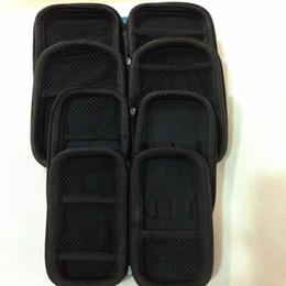 Wholesale Electronic Cigarette Vape Carrying Cases Small Medium Big Zipper Case X6 E Cig Colorful Ego Case Start Kit