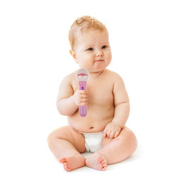 Cute Pink Girls Kids Microphone Mic Karaoke Singing Funny Music Toys Gift Christmas Birthday Gift Toy