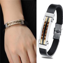 wild fashion leather bracelet cheap wholesale influx people PH833