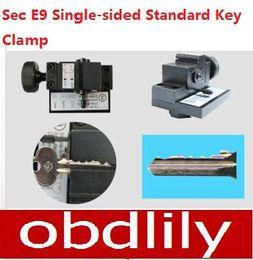 2017 Newest Sec E9 Single-Sided Standard Key Clamps For SEC-E9 Fully Automatic Key Cutting Machine
