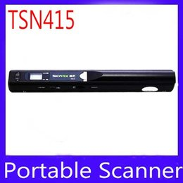 Wholesale SKYPIX Handheld Handy Portable A4 Document Scanner TSN415 Dpi MOQ