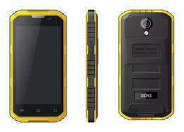 Original Bimi BM99 IP67 Waterproof Mobile Phone MTK6572 Dual Core Android 4.2 4.5 Inch IPS 854X480 512MB RAM 4GB ROM Dual Sim