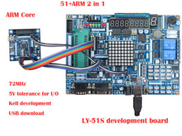 Wholesale ARM inch Touch Screen Single Chip Microcomputer STM32 Learning Board Cduino UNO R3 ATMEGA Development Board Kit Starter
