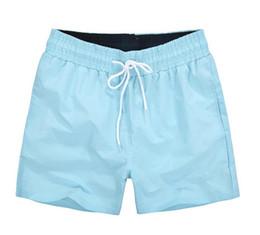 horse lqpolos brand Men's brand Shorts Summer polo Beach Surf Swim Sport Swimwear Boardshorts gym Bermuda basketball shorts