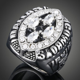 N.F.L.super bowl ring In 1994 Dallas cowboys men and women Ring Unique fashion ring