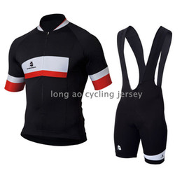 Wholesale-high quality! 2015 Etxeondo black and red jersey Ropa Ciclismo mountain bike clothing bike jersey shorts overalls gel pad