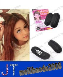 Wholesale Supervalue Princess Bump Up Volume Velcro Hair Tool Insert Maker Clip Back Beehive Hair Tool Styling Hairpins Accessories MYY13400A
