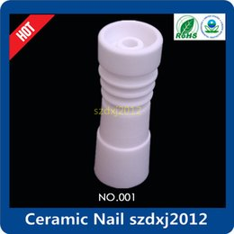 Wholesale Hot selling mm mm universal gr2 domeless titanium ceramic nail Product number XLR001