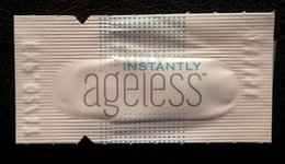 Wholesale instantly ageless sachets a box ml JEUNESSE AGELESS Eye Cream Instantly Face Lift Anti Aging Skin Care high copy