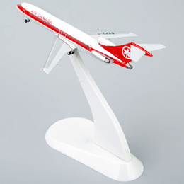 Wholesale StarJets Air Canada Boeing Vintage Brinquedos Collectible Diecast Airplane Model Juguetes Gifts