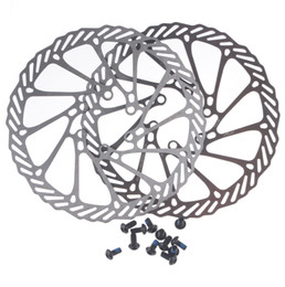 Wholesale Bicycle Brake Disc Brake Block Lining Rotors Mtb Bike Brake Pads mm With Bolts ForAvid G3 Bb5 Bb7