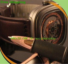 Wholesale LUXURY WATCHES Fashion Watch Original Box SevenFriday P2 Product Release Industrial Revolution