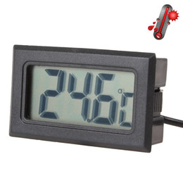 Wholesale Best seller Inch LCD Digital Temperature Meter Controller for Freezer Indoor Outdoor Thermometer with Meter Cable