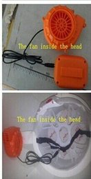 Wholesale MASCOT COSTUME HEAD FAN HEAD COOLING SYSTEM SMALL FAN and minions dedicated fan