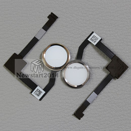 for iPad air 2 Home Button Flex Cable Ribbon Replacement Part for iPad 6 Free Shipping