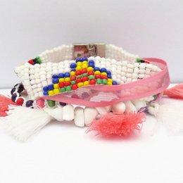 Wholesale Bohemia Bracelets Summer Style Bracelet Handmade Beach Bracelet Jewelry Bracelets Magnetized Glamour For Gift