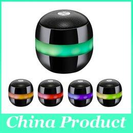 China inalámbrica inteligente en Línea-Moxo X-1 inalámbrico bluetooth Levitación magnética altavoces mini portátil de sonido caja azul diente estéreo con radio FM para teléfono inteligente 010131