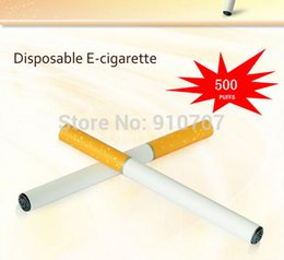 Wholesale New disposable electronic cigarette puffs Flavors Simulation E THINKER e cigarette hookah ego distributor