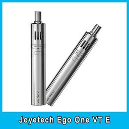Original Joyetech eGo One VT Kit E Cigarette 2300mAh Variable Wattage Temperature Control Vaporizer Kit Best Vaping Pen With eGo One 10pcs