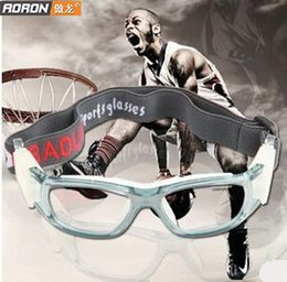 Wholesale-Basketball glasses sports goggles sports eyewear goggles myopia basketball myopia sport glasses Free shipping