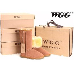 Wholesale 2015 colors High Quality Classic WGG Brand Women popular Australia Genuine Leather Boots Fashion Women s Snow Boots australian boots