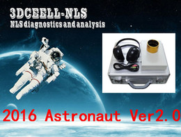 Wholesale 2016 Newest Astronaut Version Languages D cell NLS Diagnosis And Analysis Device in English Spanish Chinese Russian DHL
