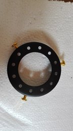 Wholesale Black finished sample order of iron shade ring vintage edison lighting lamp accessories