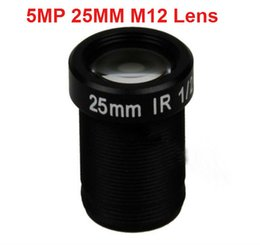 Wholesale 1 inch mm MP F2 M12x0 CCTV Board Lens MTV IR CCTV Lens For P P MP MP MP MP MP HD Analog and IP Camera