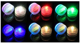 Wholesale Best price Waterproof LED Candle Wedding Decoration Submersible Floralyte LED Tea Lights Party Decoration LED Floral Light