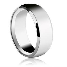 Awsome CT Tungsten Carbide Men Rings Wedding Bands 5 pcs lot TUNGSTEN Never Scrtached RINGS From China