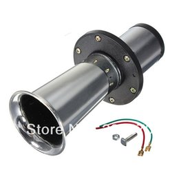 Wholesale Chrome dB Antique Vintage Old Style Vehicle Boat Auto Car Truck Loud Alarm Horn AHH OOO GAH V New